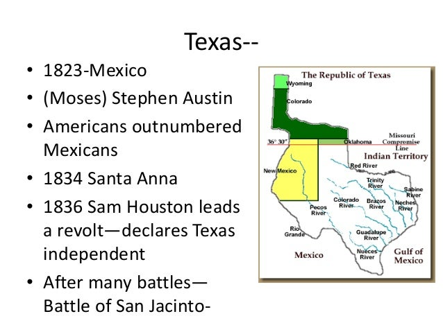 the events leading up to the The northerners were upset with the war of mexico because they accused it of just southerners seeking more land to spread slavery into the northerners also hated polk for supporting it with the treaty of guadalupe hidalgo.
