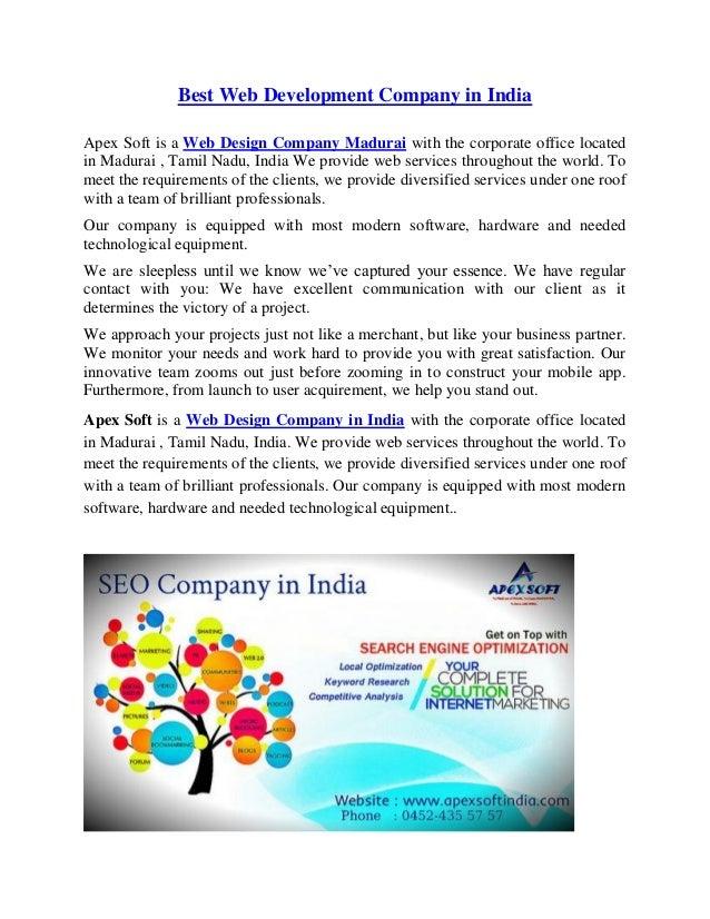 Web Development Company in India | contact us:9787119377
