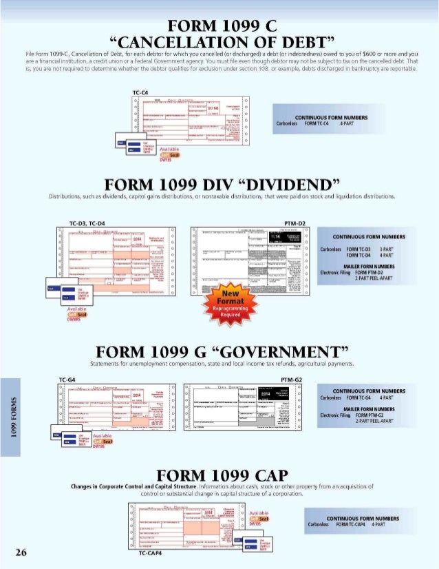 1099 C Form Images Free Form Design Examples