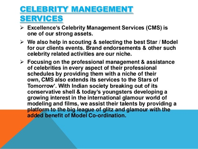 company profile event management pdf
