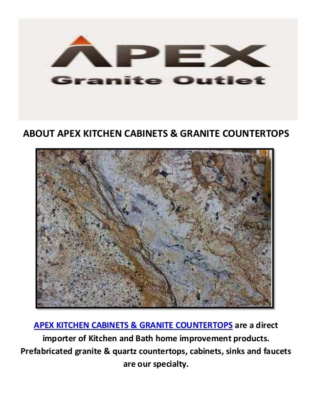 APEX KITCHEN CABINETS GRANITE COUNTERTOPS IN LOS ANGELES - Apex kitchen cabinet and granite countertop