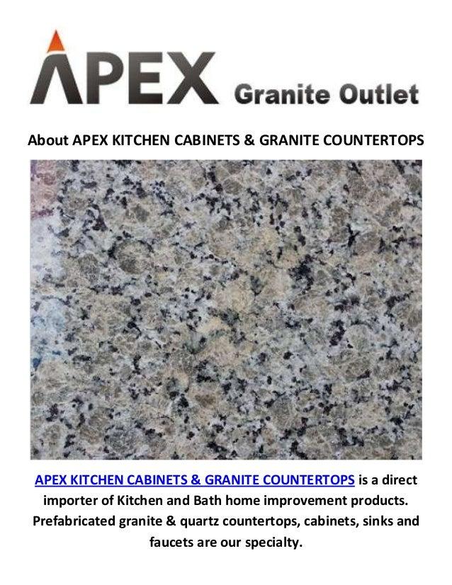Apex Kitchen Granite Countertops in Los Angeles, CA
