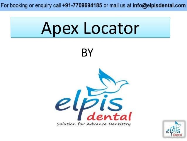 Apex LocatorBY