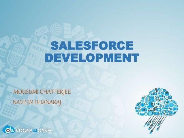 Salesforce Basic Development