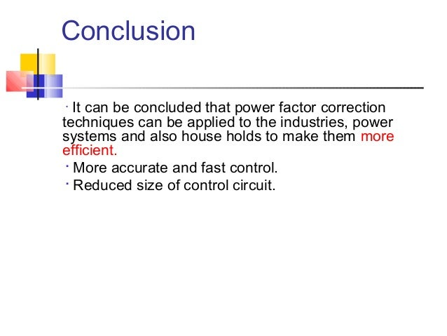 Automatic Power Factor Correction Using Microcontroller 8051