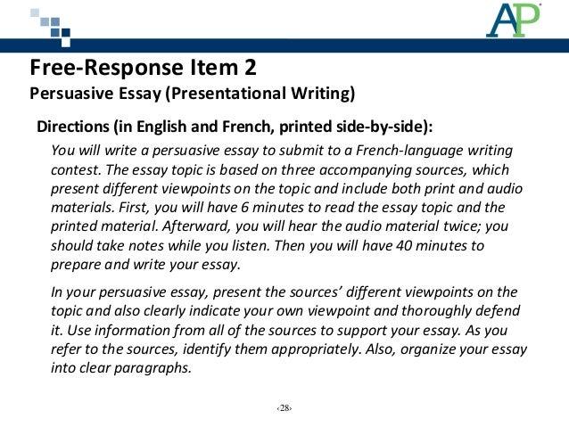 buy french essay