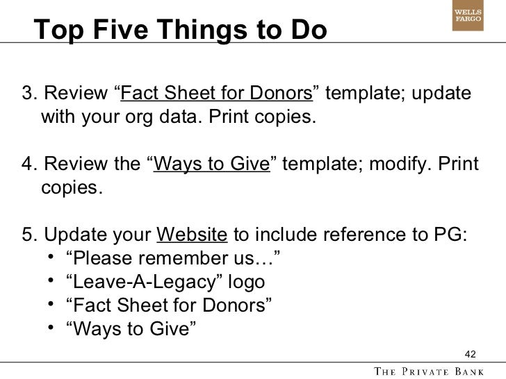 Planned Giving Brochures Templates Top Planned Giving Marketing - Planned giving brochures templates