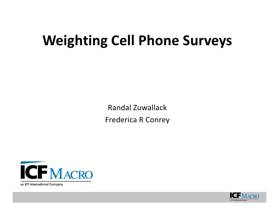random digit dialing cell phone surveys and surveillance systems  dat u2026