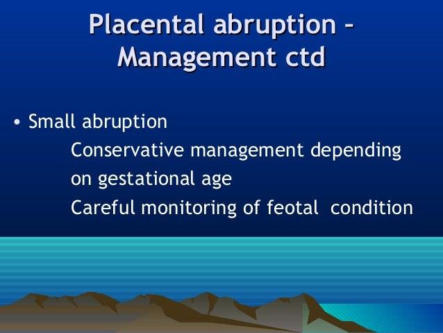 Grades Of Placental Maturity
