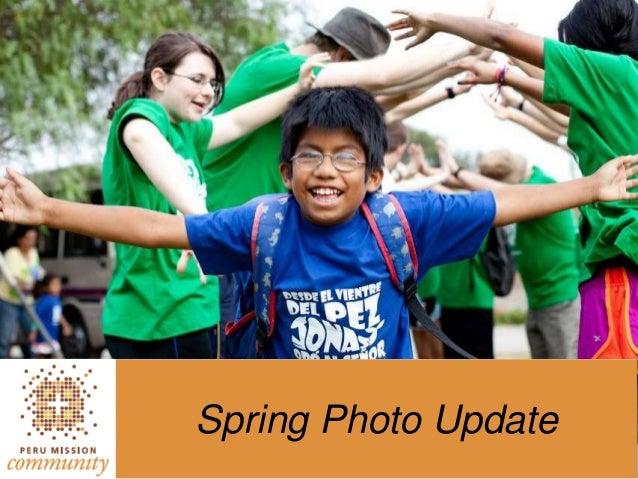 Spring Photo Update