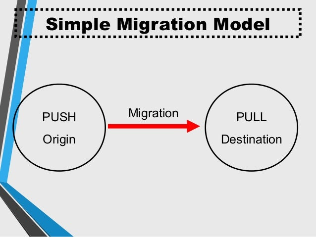 Image result for lees model of migration