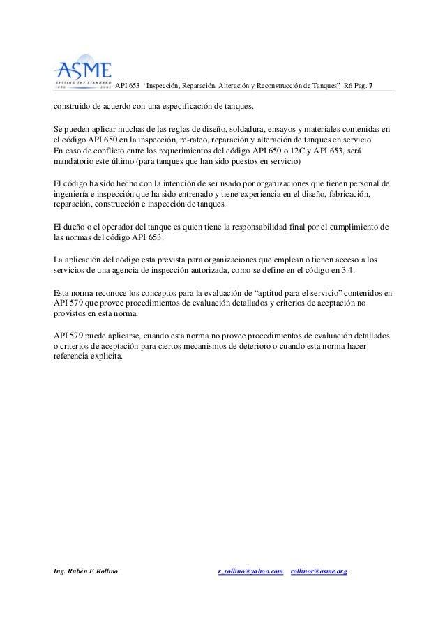 Norma api 650 ultima edicion en español pdf
