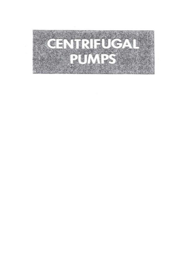 API Centrifugal Pump