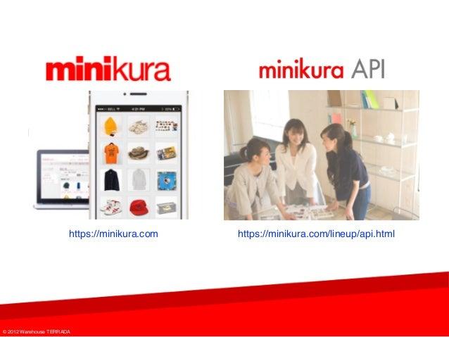 "minikura API がもたらした""予想外""な価値・課題 Slide 2"