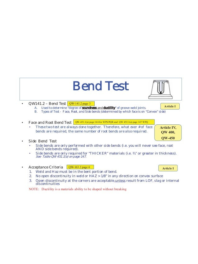 """71 Determine if Essential Variables are """"Correct""""Practice Question#28 Welding Variables (QW 350) Actual Variables Range Qu..."""