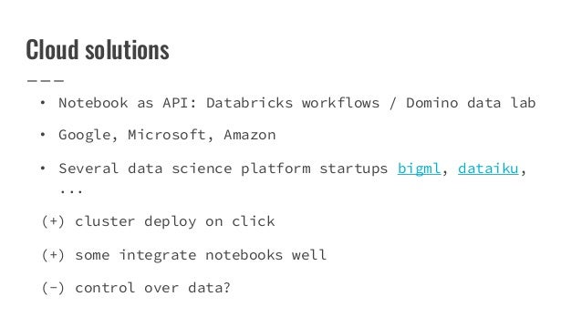 Lets try lean Back to spark architecture overview …