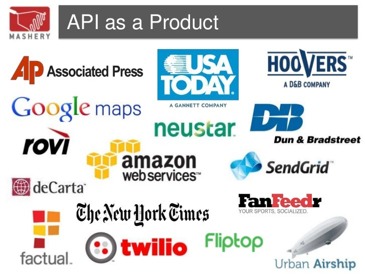 API as a Product - SXSW 2012 Slide 3