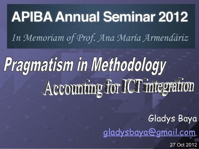 Gladys Bayagladysbaya@gmail.com              27 Oct 2012