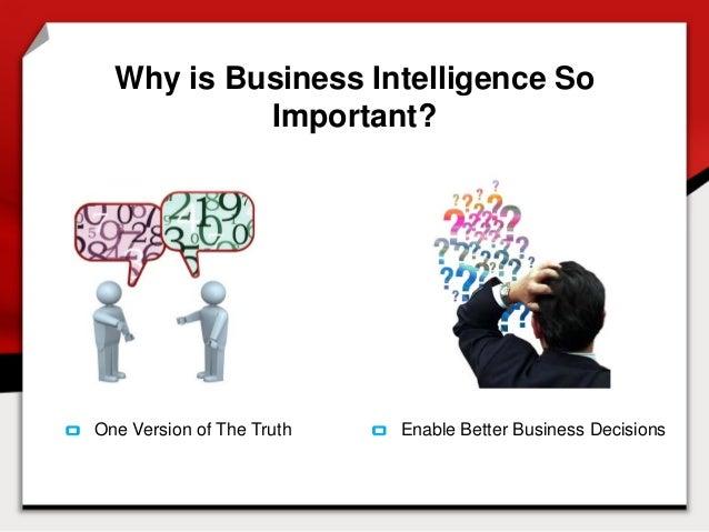 Business Intelligence Tools