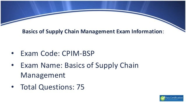supply chain management midterm exam Vu past papers (all subjects)  relating to almost all subjects which may help in your exam preparation  supply chain management: midterm: final term.