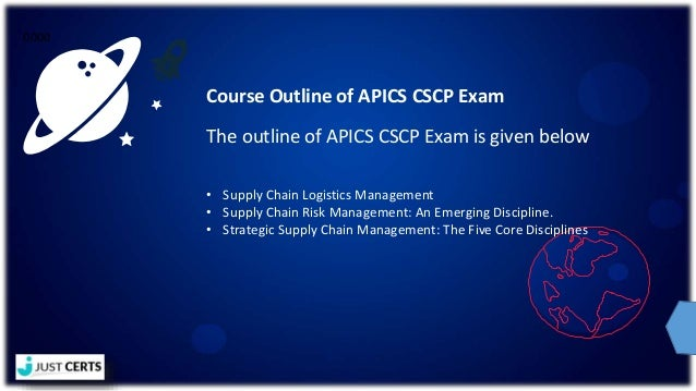 how to become apics certified
