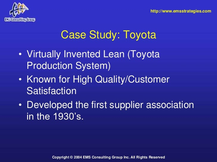 126016945 toyota case study answer