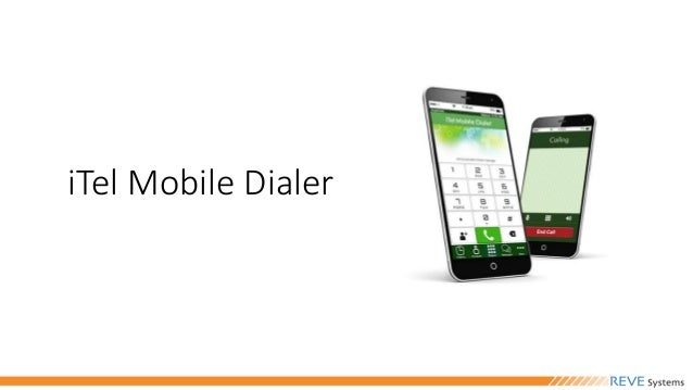 Make VoIP calls from mobile phones