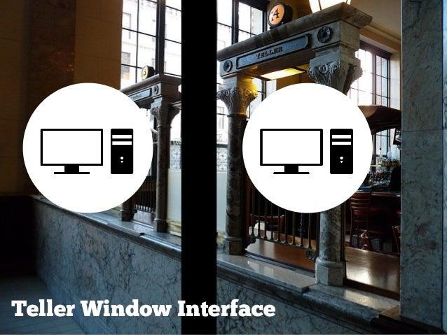 Digital Window Interface