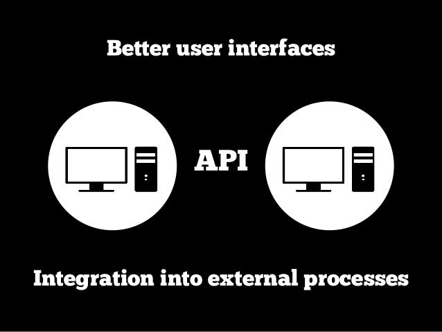 API Write Not many