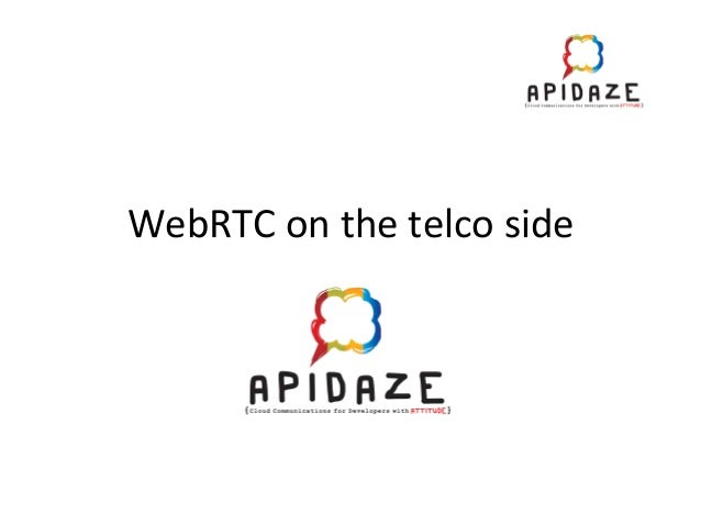 WebRTC on the telco side