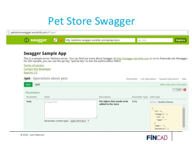petstore documentation This is the documentation for (older / unsupported) swagger-php v1x   resourcepath=/pet,  basepath=   ) /  derived.