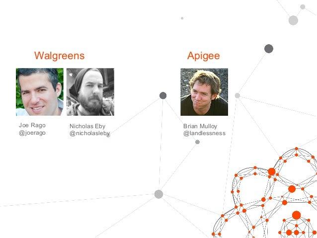 The Walgreens Story: Putting an API Around Their Stores (Webcast) Slide 2