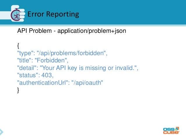 Apigility – Lightning Fast API Development - OSSCamp 2014