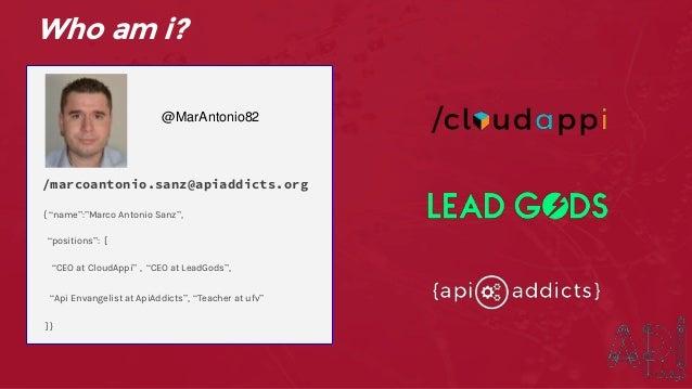 Api governance (APIdays Mediterránea) Slide 2