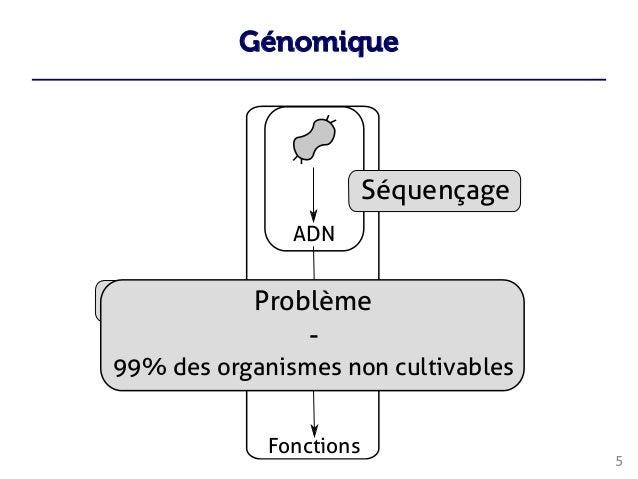 Génomique 5        