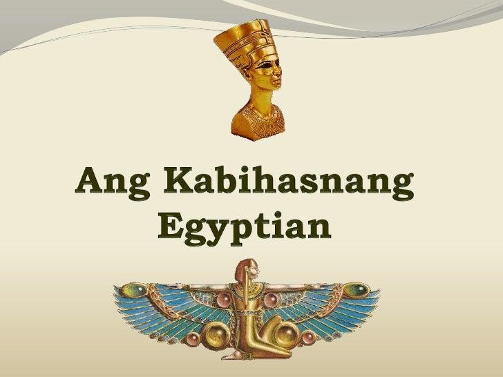 Heograpiya ng Egypt Sa pag-unawa sa heograpiya ng sinaunang Egypt,  mahalagang tandaan na ang tinutukoy na Lower  Egypt a...