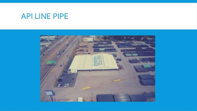 API LINE PIPE
