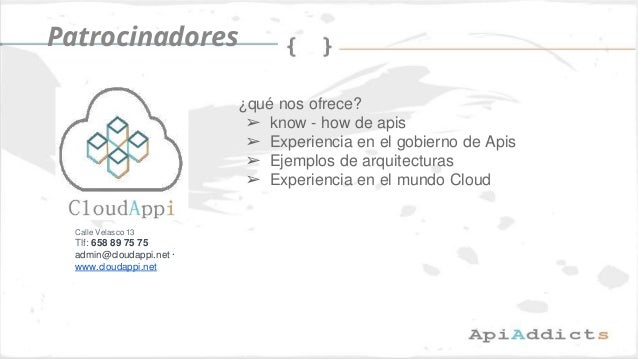 Api managers Slide 3