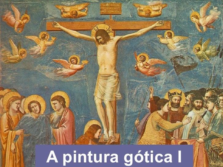 A pintura gótica I