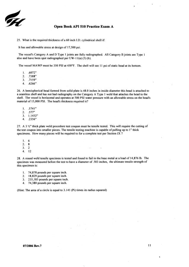 api practice questions rh slideshare net