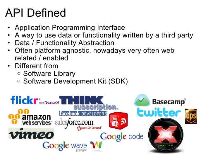 what is an interface in programming