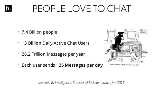 APIs Love to Chat Slide 3