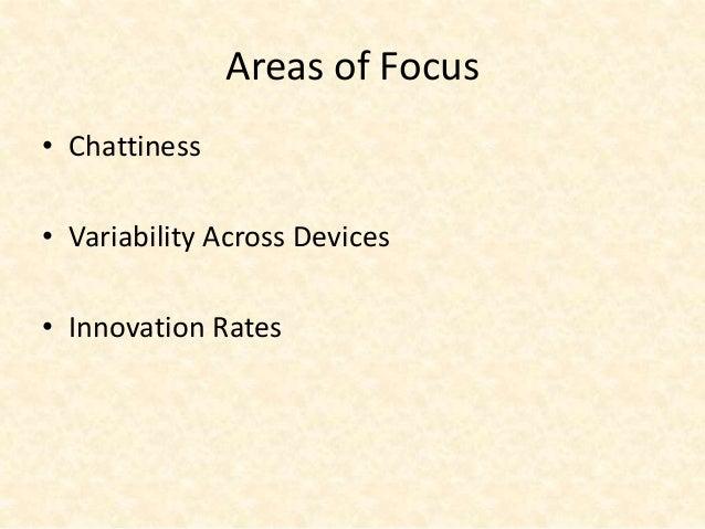 Variability Across Devices