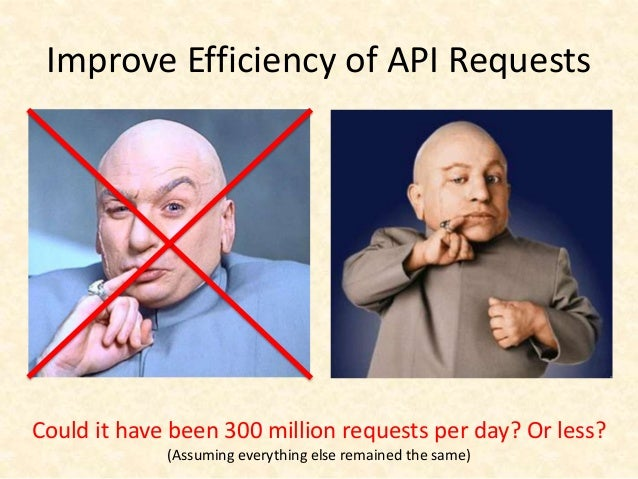 Resource-Based API        vs.Experience-Based API