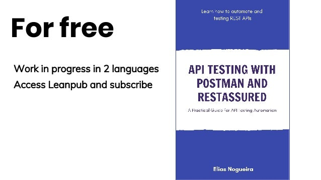 For free Work in progress in 2 languages Access Leanpub and subscribe
