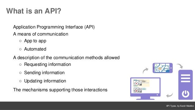 what are the advantages and disadvantages of application programming interfaces api that is library  What is an api in english, please  api stands for application programming interface  the library would likely have an api which allows it to interact with.