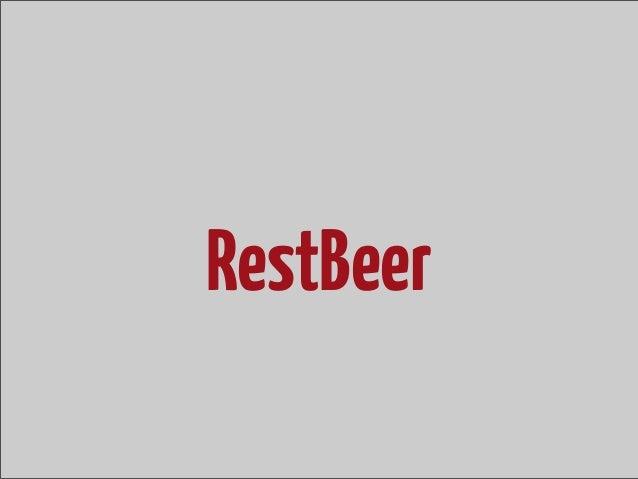 API de informações sobre cerveja       http://restbeer.com/cervejas/        http://restbeer.com/estilos/  http://restbeer....