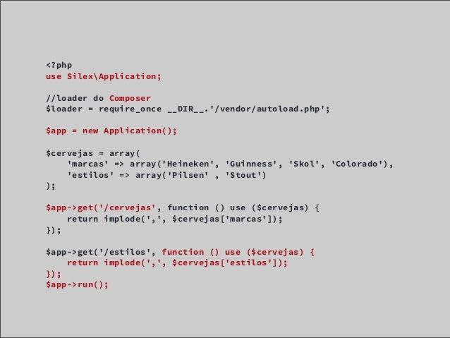 Testando com oservidor do PHP 5.4