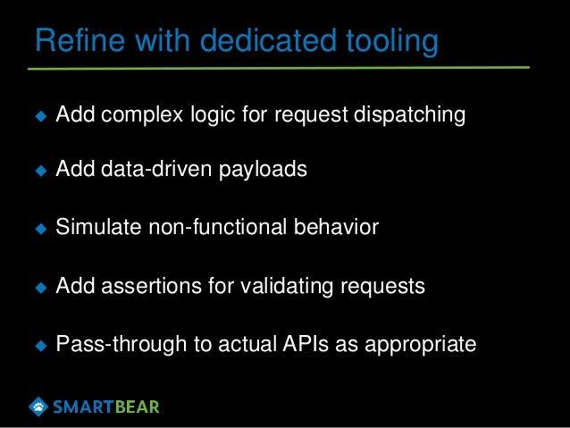 API Virtualization: Mocking on Steroids