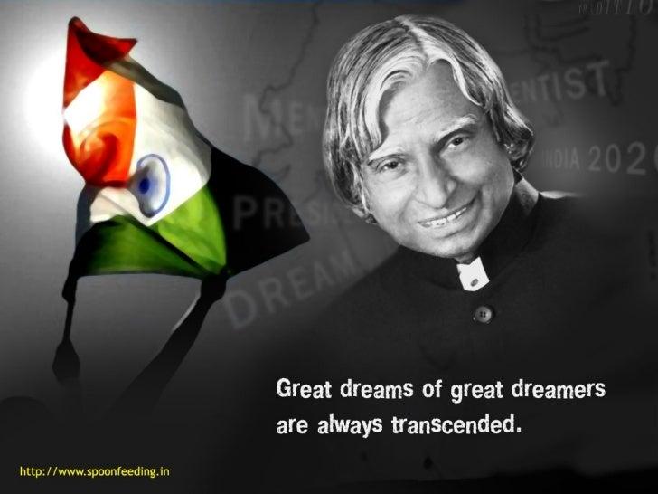 Inspiring Thoughts By Apj Abdul Kalam Pdf